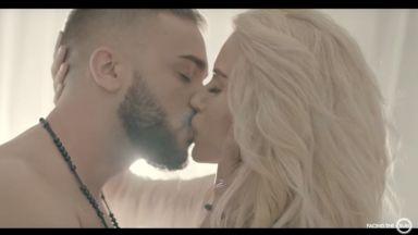 Криско целува Тита в ново видео към ремикс на Шамара