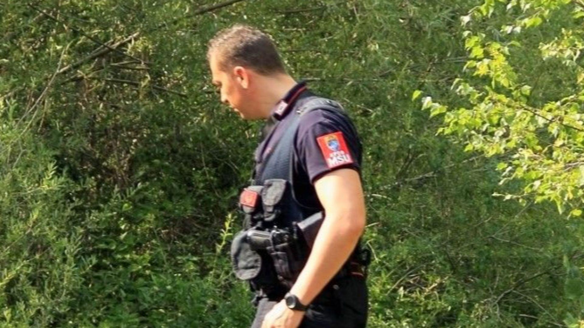 Косовската полиция пуска дронове, за да лови джигити на пътя