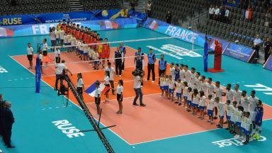 Еврошампионът от София започна с убедителен успех в Русе