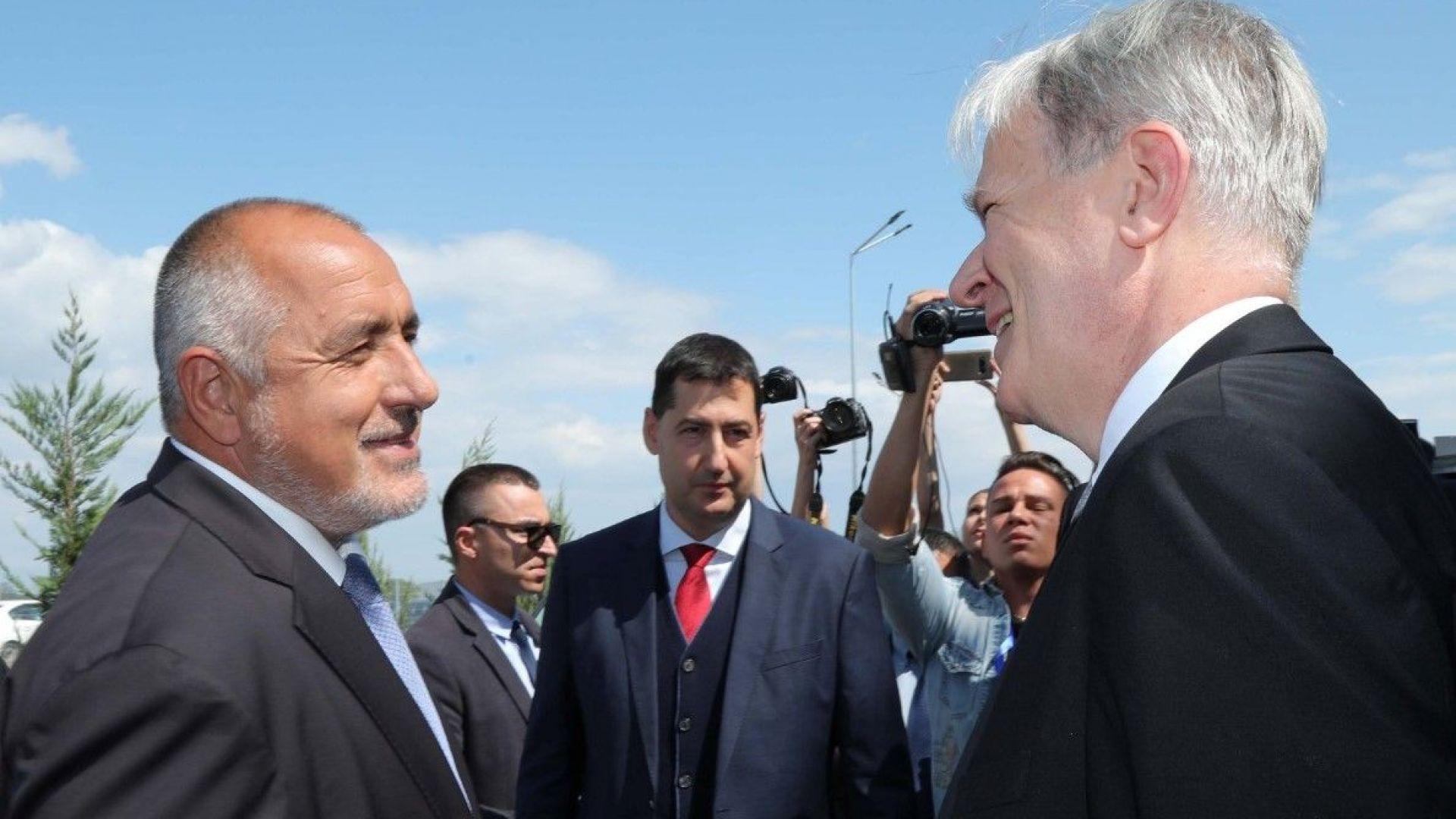 Борисов към опозицията: Не злословете срещу България, ще ви се върне като бумеранг