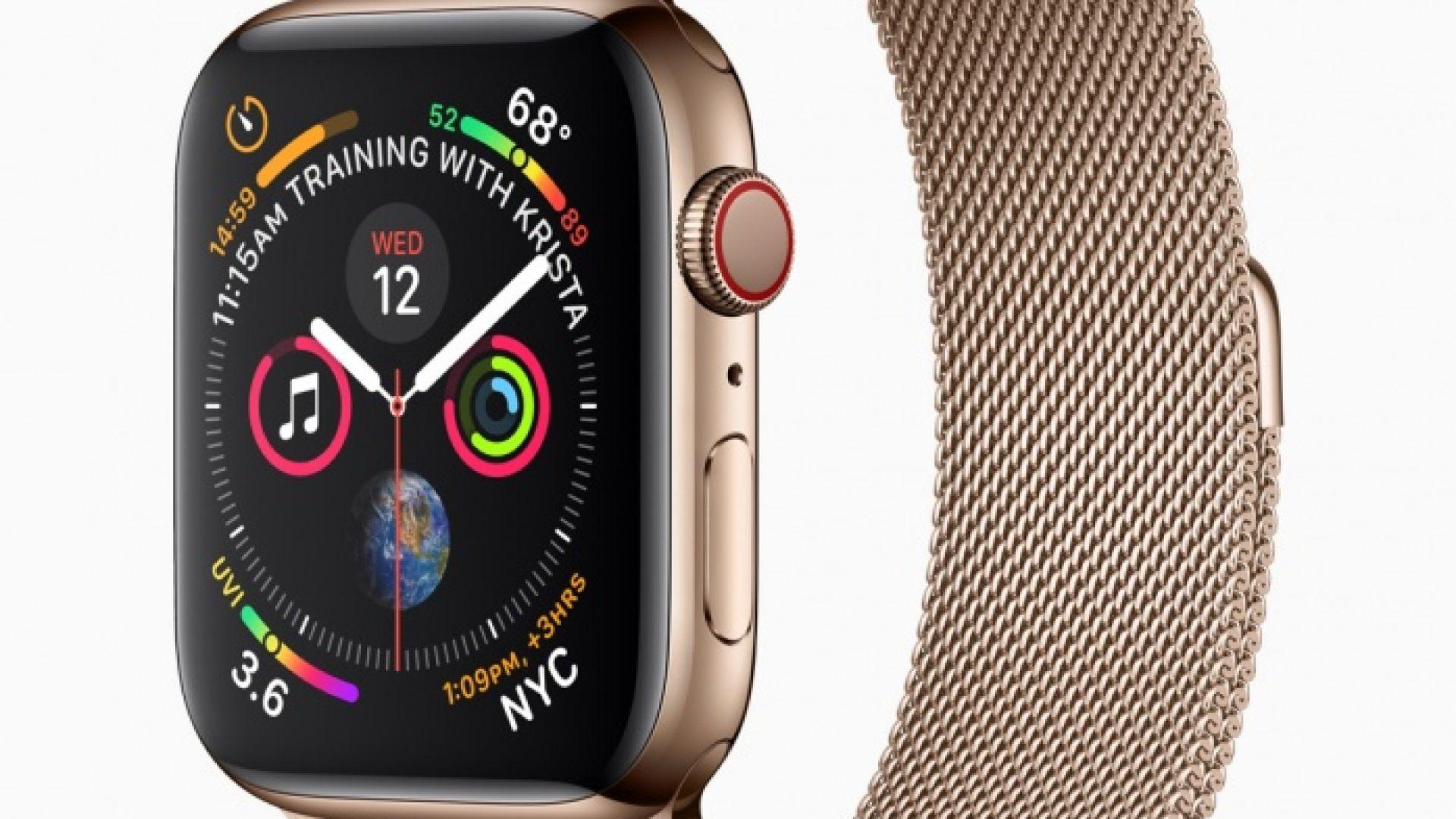 Apple Watch ще се грижи и за психичното ни здраве