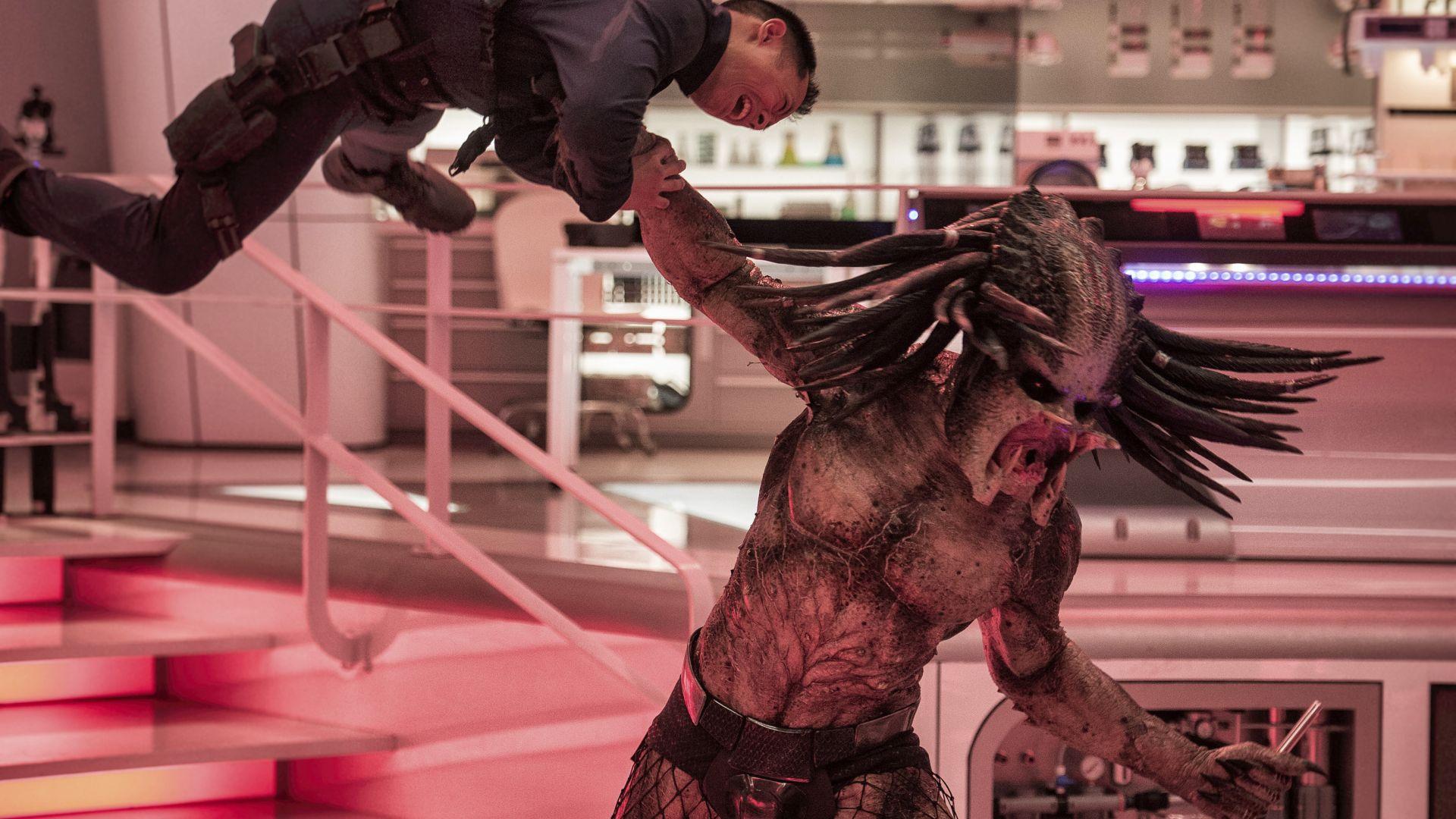 """Новият """"Хищник"""" е най-страховитият досега, казват продуцентите"""
