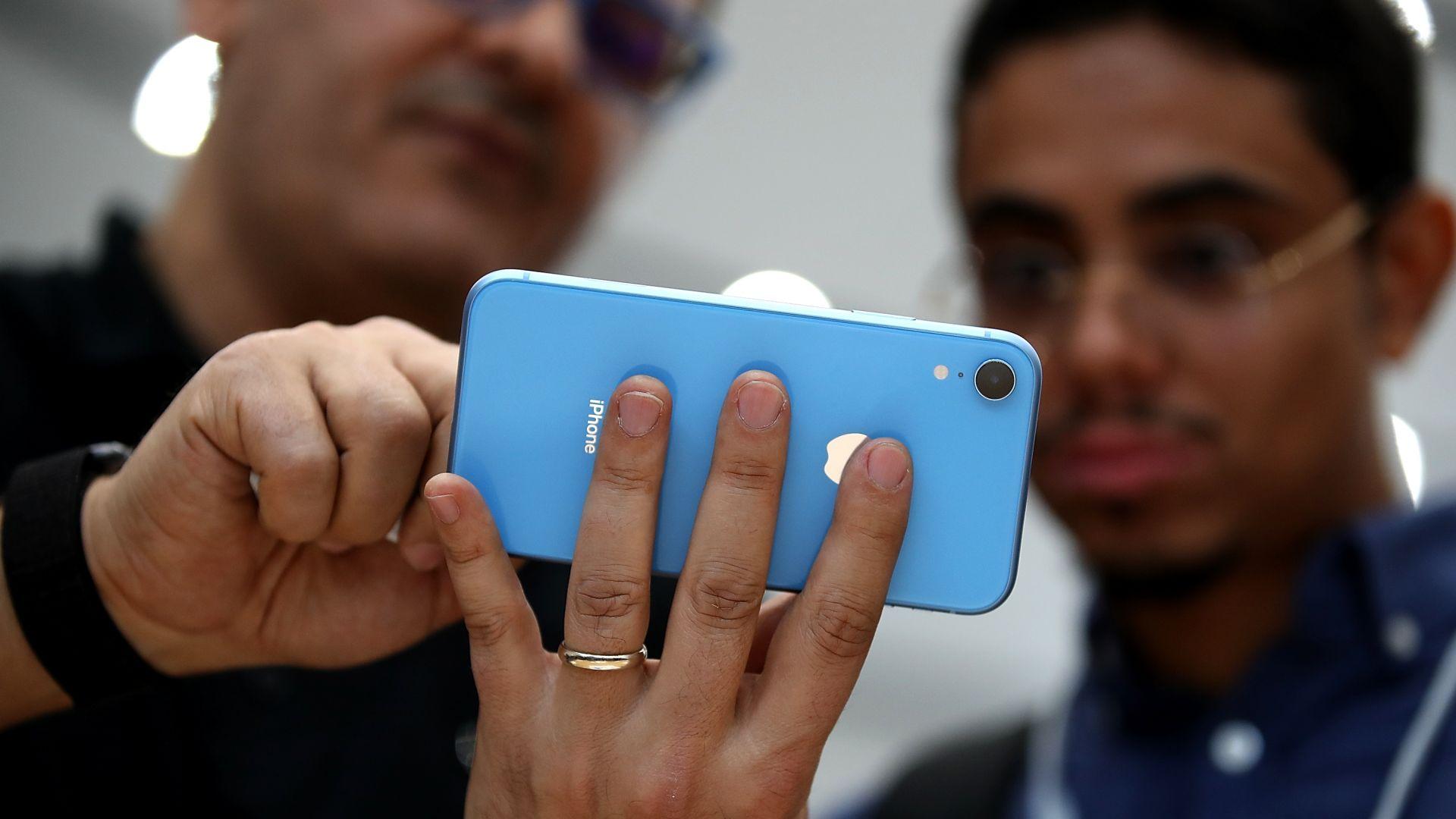 Полицаите със специални инструкции за iPhone