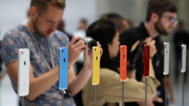 Apple изнася производството на iPhone извън Китай