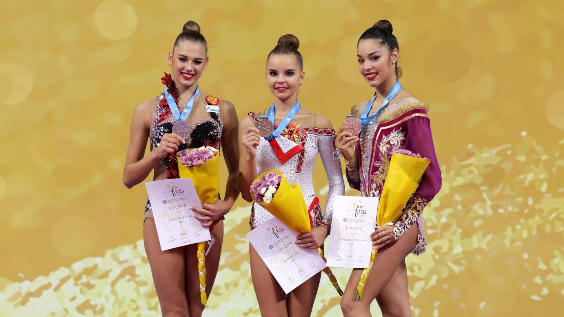 Путин поздрави шампионката от София за двата златни медала