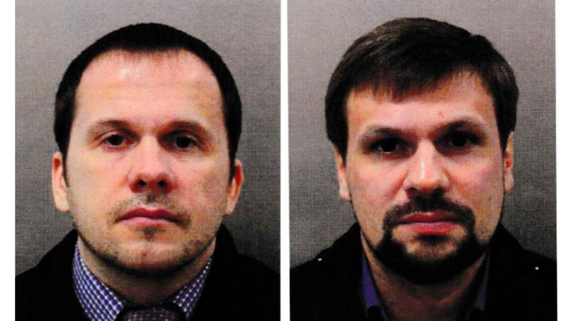 Британското Външно министерство: Изявленията на Петров и Боширов са лъжливи