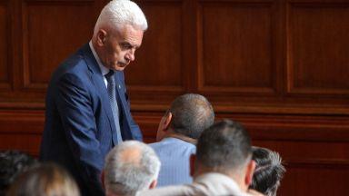 Сидеров отвърна на премиера: Предлагам спасителен план за кабинета