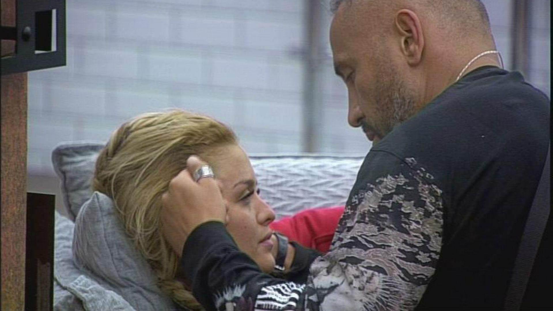 Яна на Петко припадна в къщата на VIP Brother