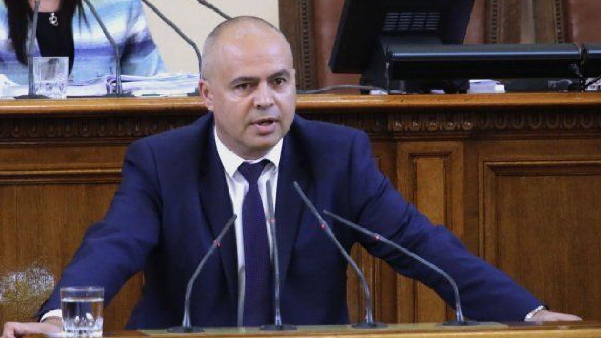 Георги Свиленски: Действията на Борисов показват неспособността му да управлява