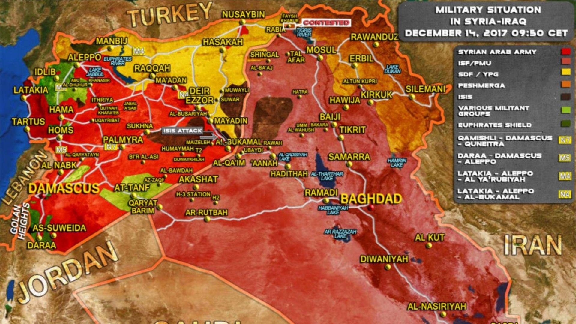 САЩ се настаняват трайно в Сирия
