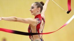 Сребърен медал за Боряна Калейн в Ташкент