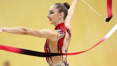 Ослепителна Боряна Калейн върна България в световния елит на гимнастиката