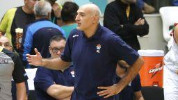 Националният отбор по баскетбол остана без селекционер