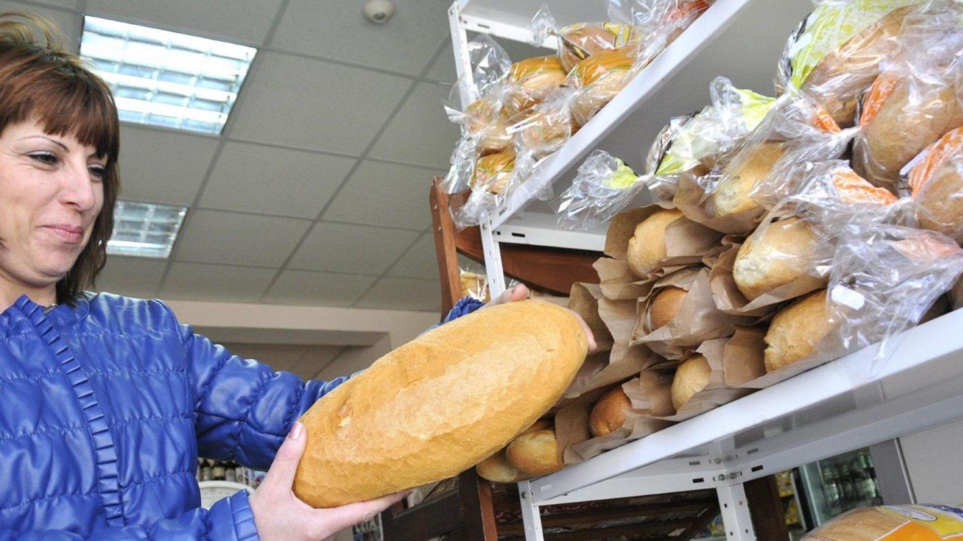 40% от хляба идва от сивия сектор