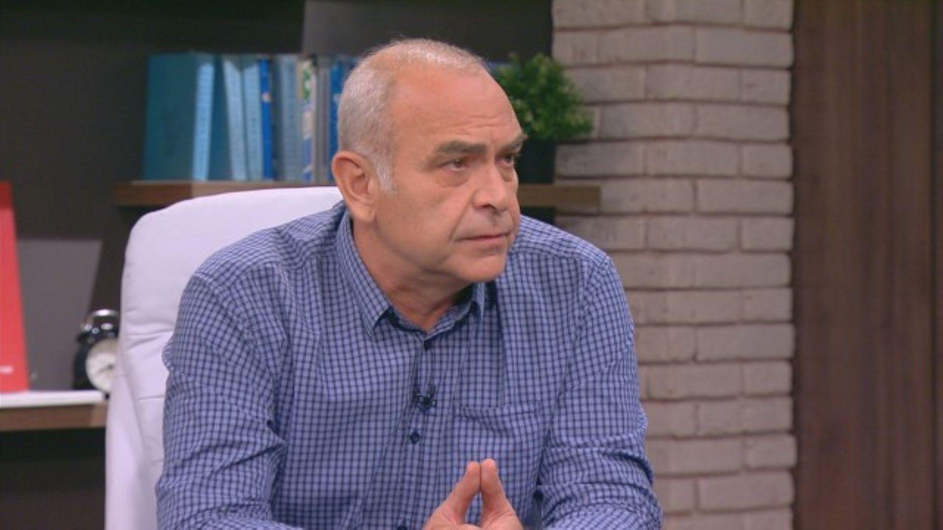 Паскалев: Ако Цветанов признае конфликт с Борисов, единият трябва да си ходи