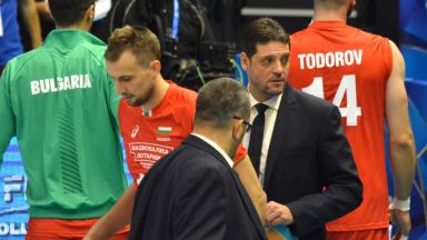 Русия прати в коша крехките ни надежди на волейболния Мондиал