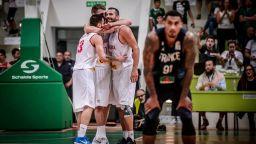 COVID-19 в националния отбор по баскетбол, отложиха кръга в първенството