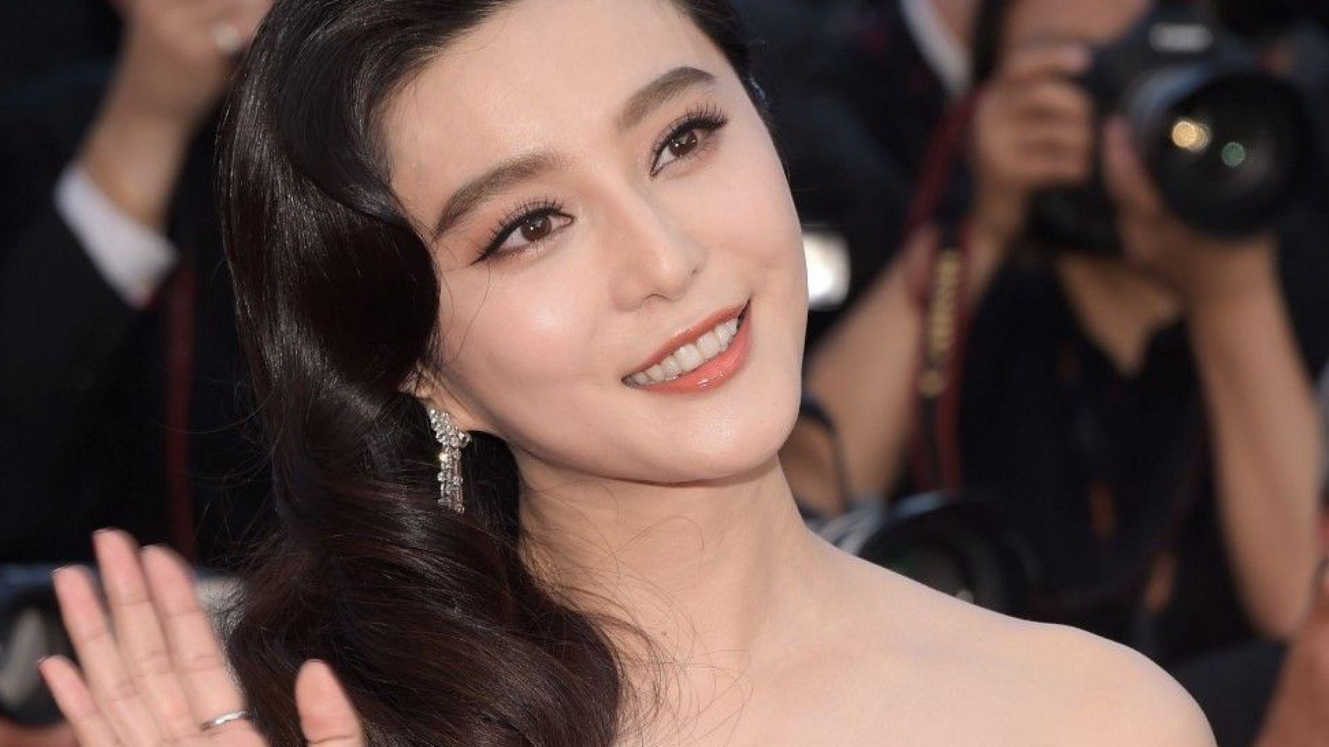Изчезналата актриса Фан Бинбин дължала стотици милиони в данъци