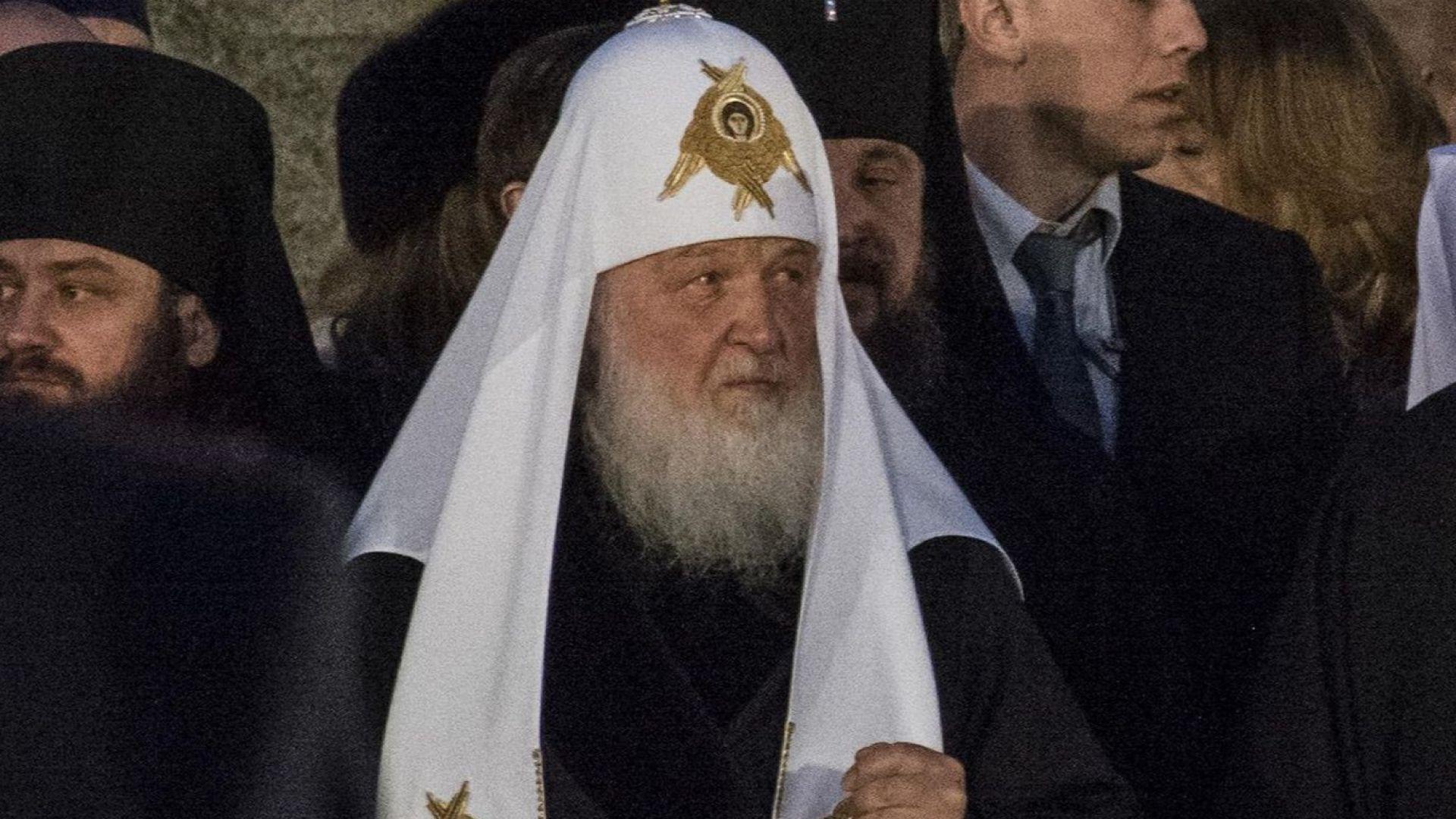 Руската църква няма да споменава повече Вартоломей