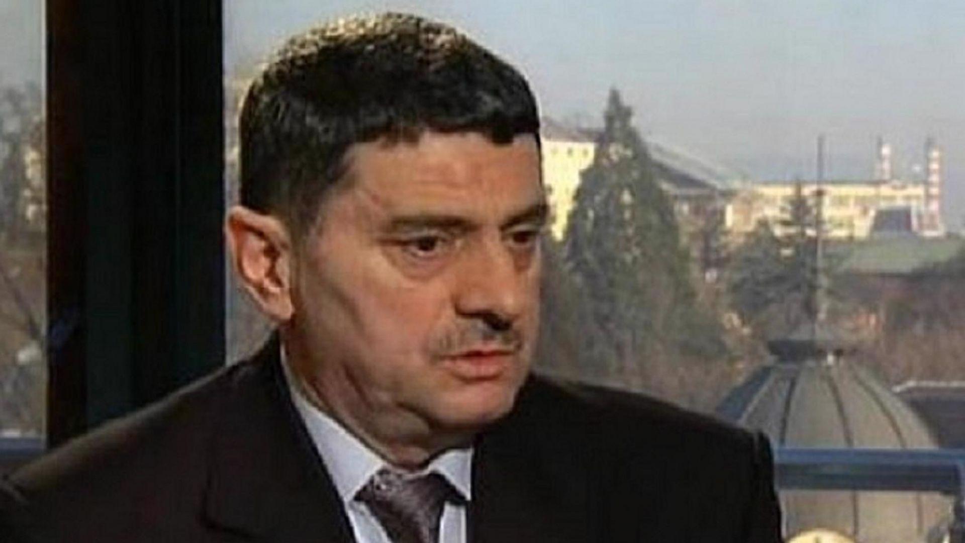 Филко Славов, ексшеф на баретите, се самоуби в къщата си в Банкя