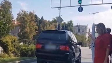 Версията на агресивния шофьор с джипа в Пловдив: Не съм удрял никого