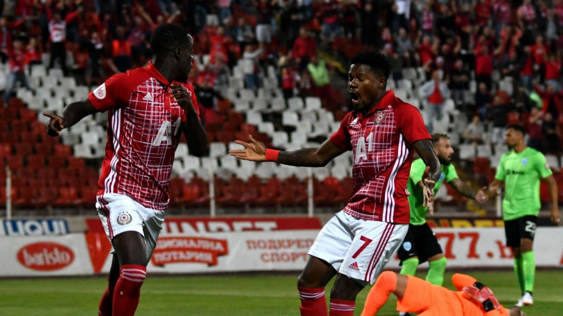 Европейски шампион гледа към звезда на ЦСКА