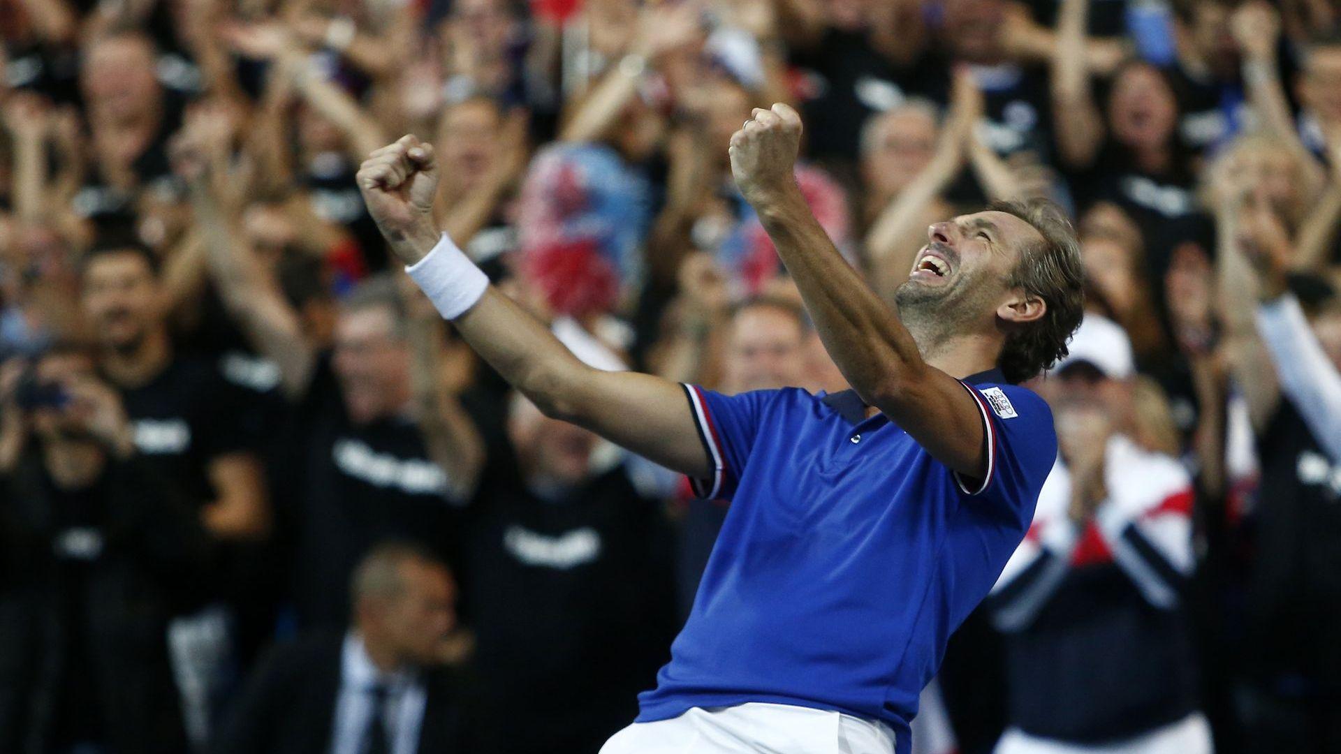 Шампионът Франция отново е на финал за Купа Дейвис