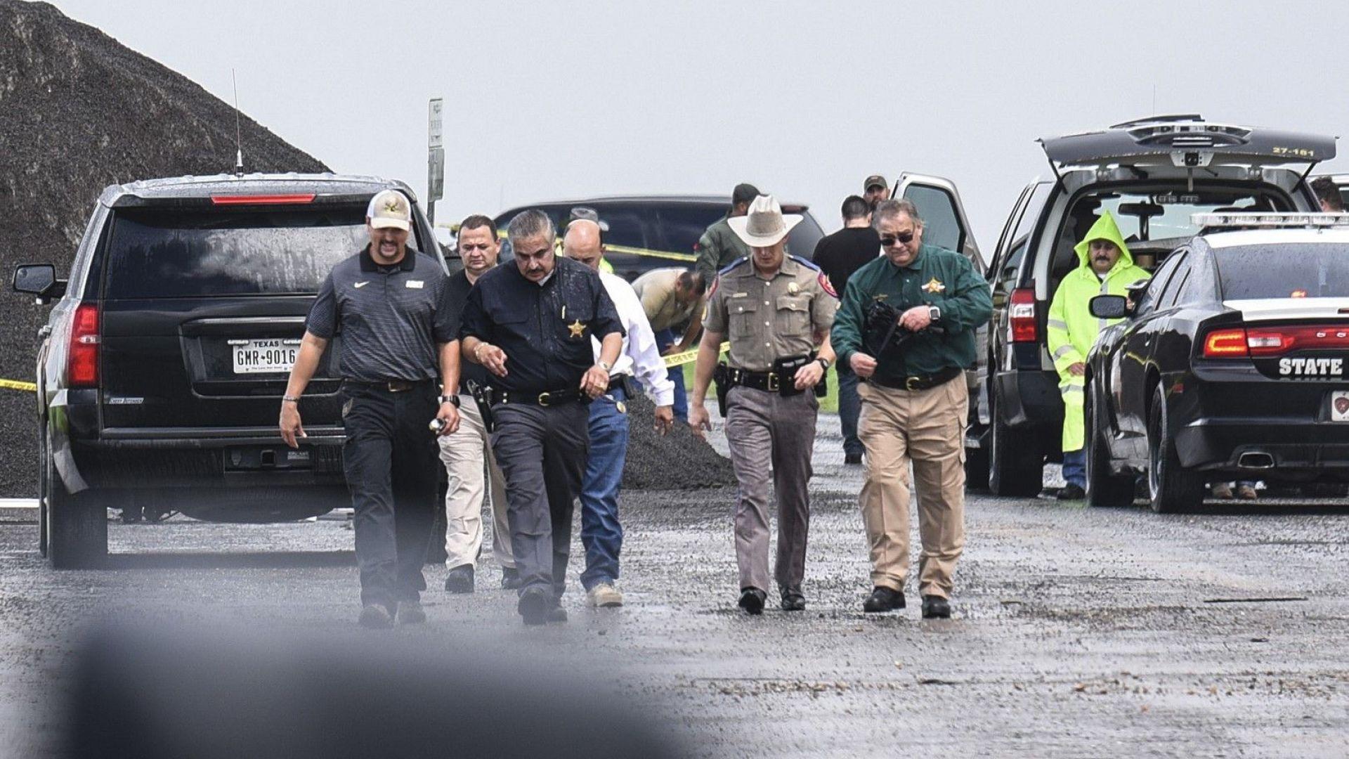Заловиха американски граничен полицай - сериен убиец