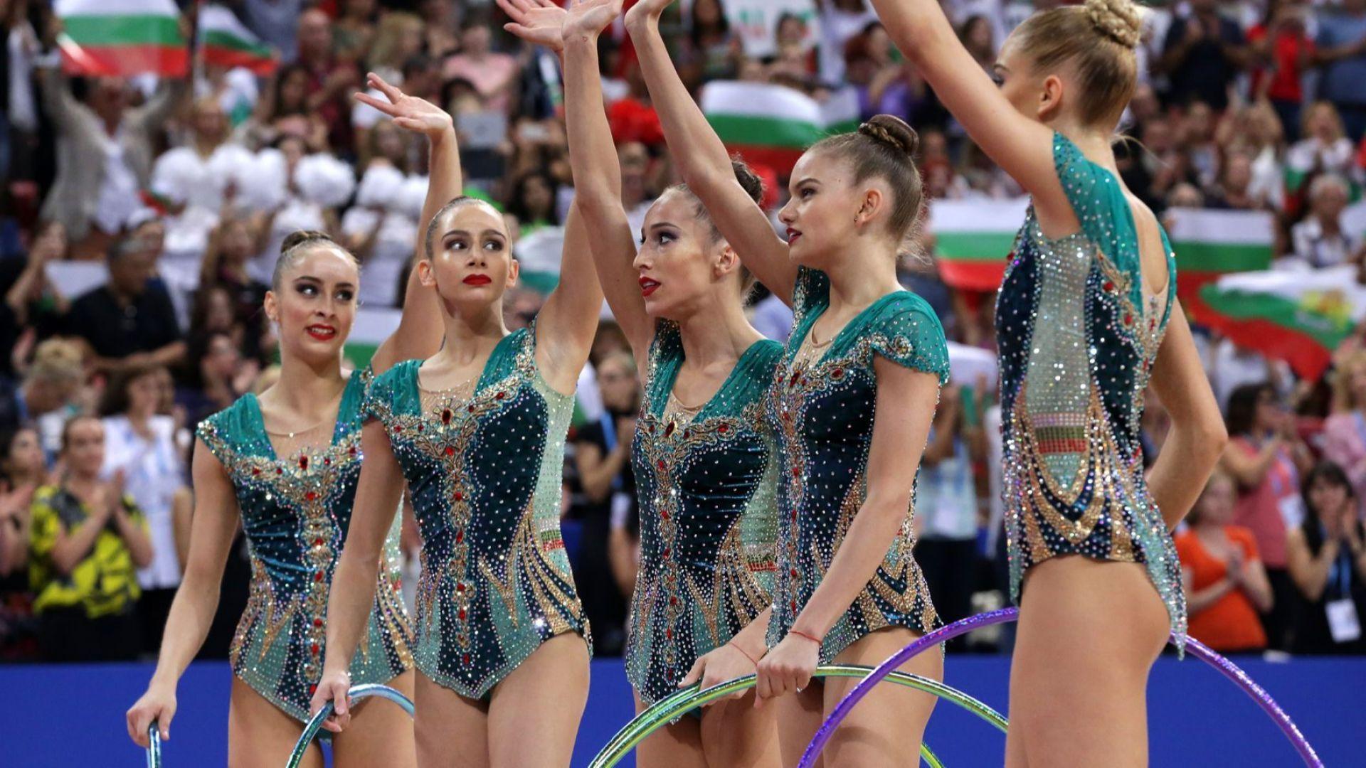 Гимнастичките ни с много добър старт в Италия