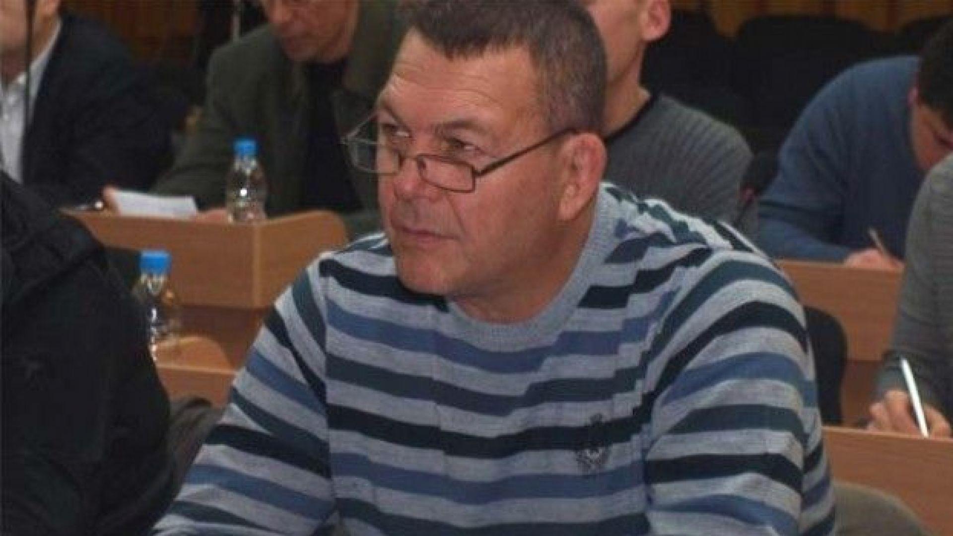 Почина първият ни европейски шампион по сумо