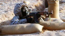 Русия тренира в случай на химическа атака