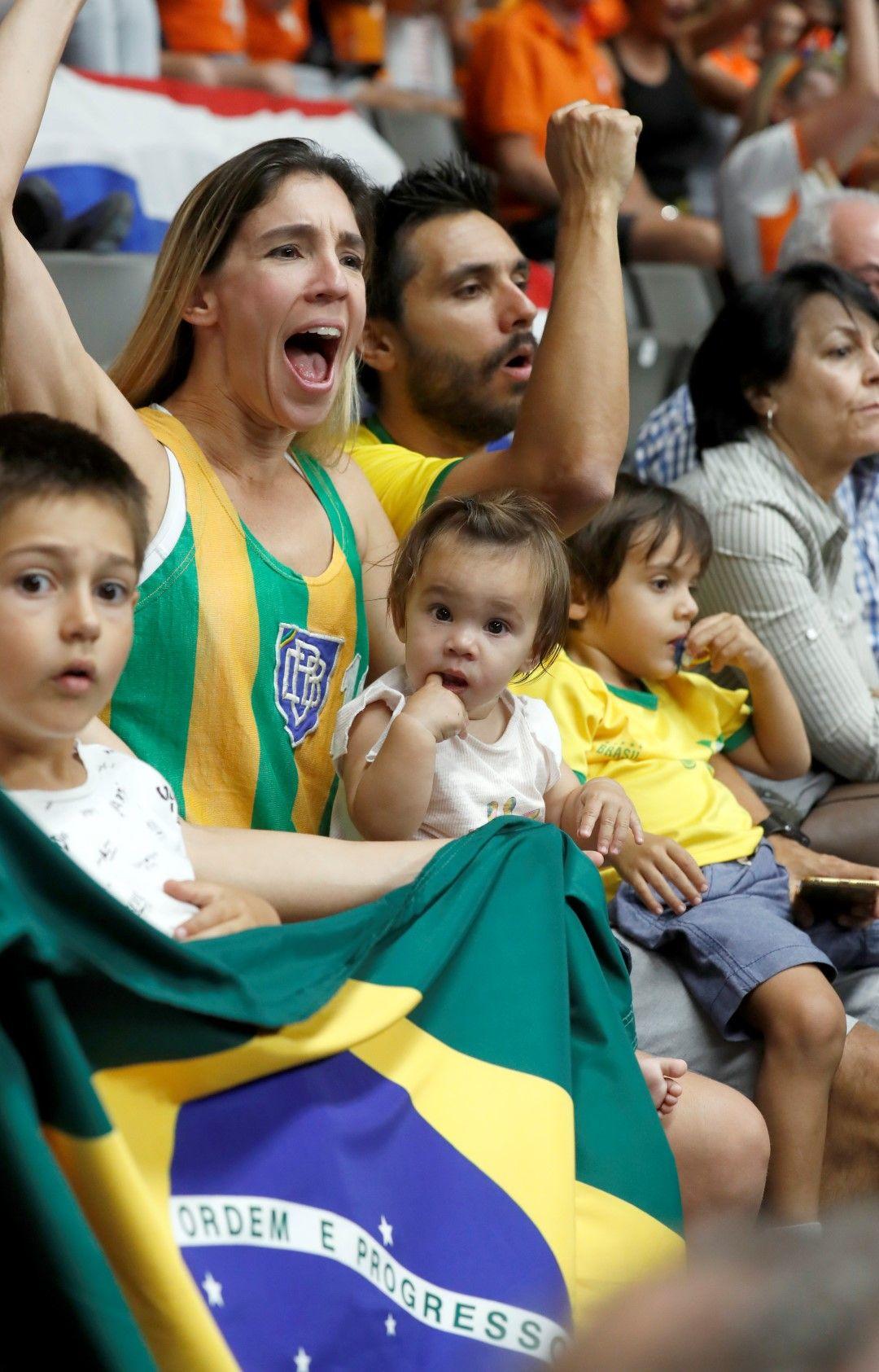 Бразилия не може да остане без агитка дори в Русе.