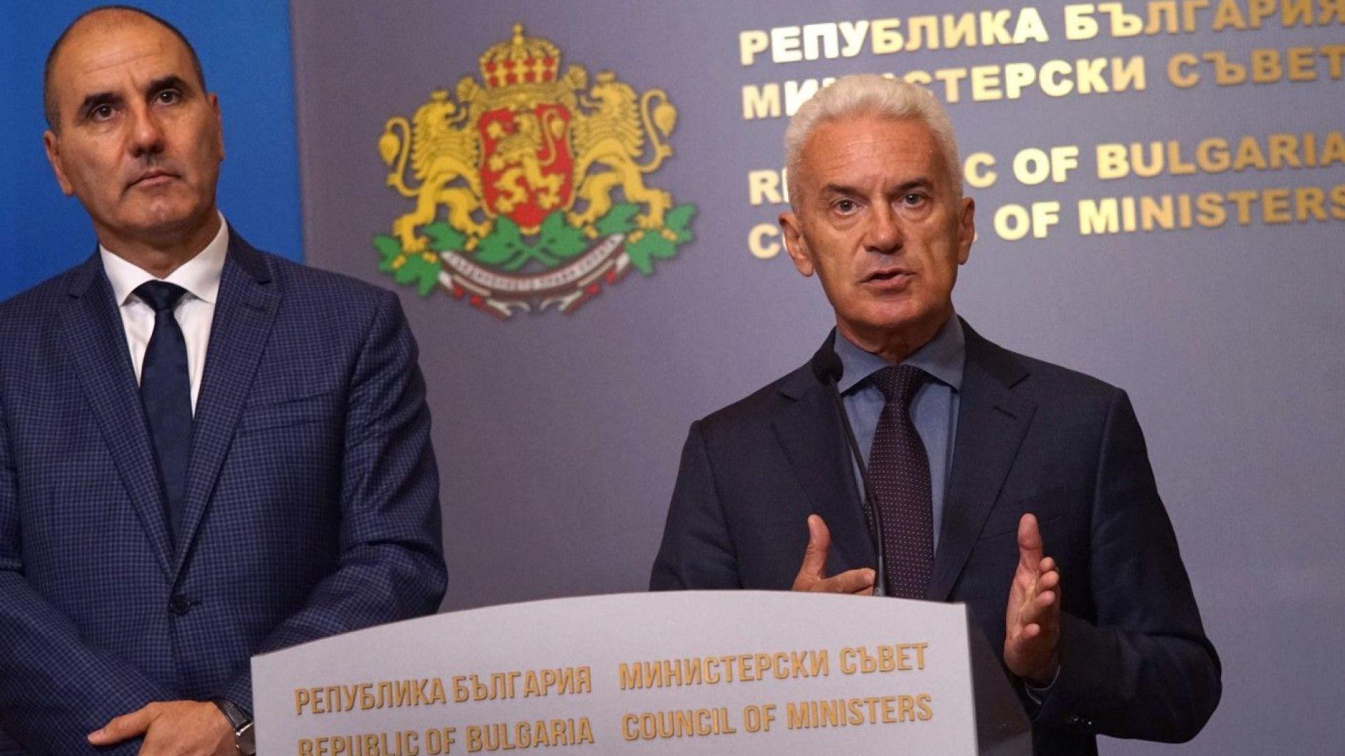 Росен Желязков ще е новият транспортен министър
