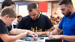 СкандаУ дадоха старт на учебната година
