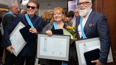 13 известни българи станаха почетни граждани на София (снимки)