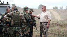 Военните правят спецзвено в София (снимки)