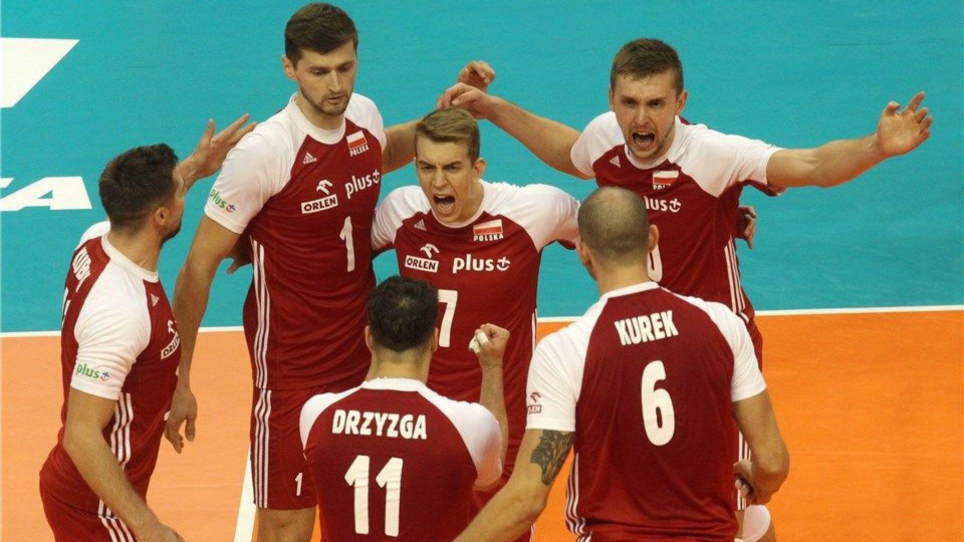 Полша без грешка преди мача с България (резултати)