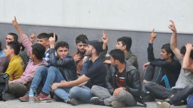 Нов начин за бягство на нелегалните мигранти от Турция към Европа