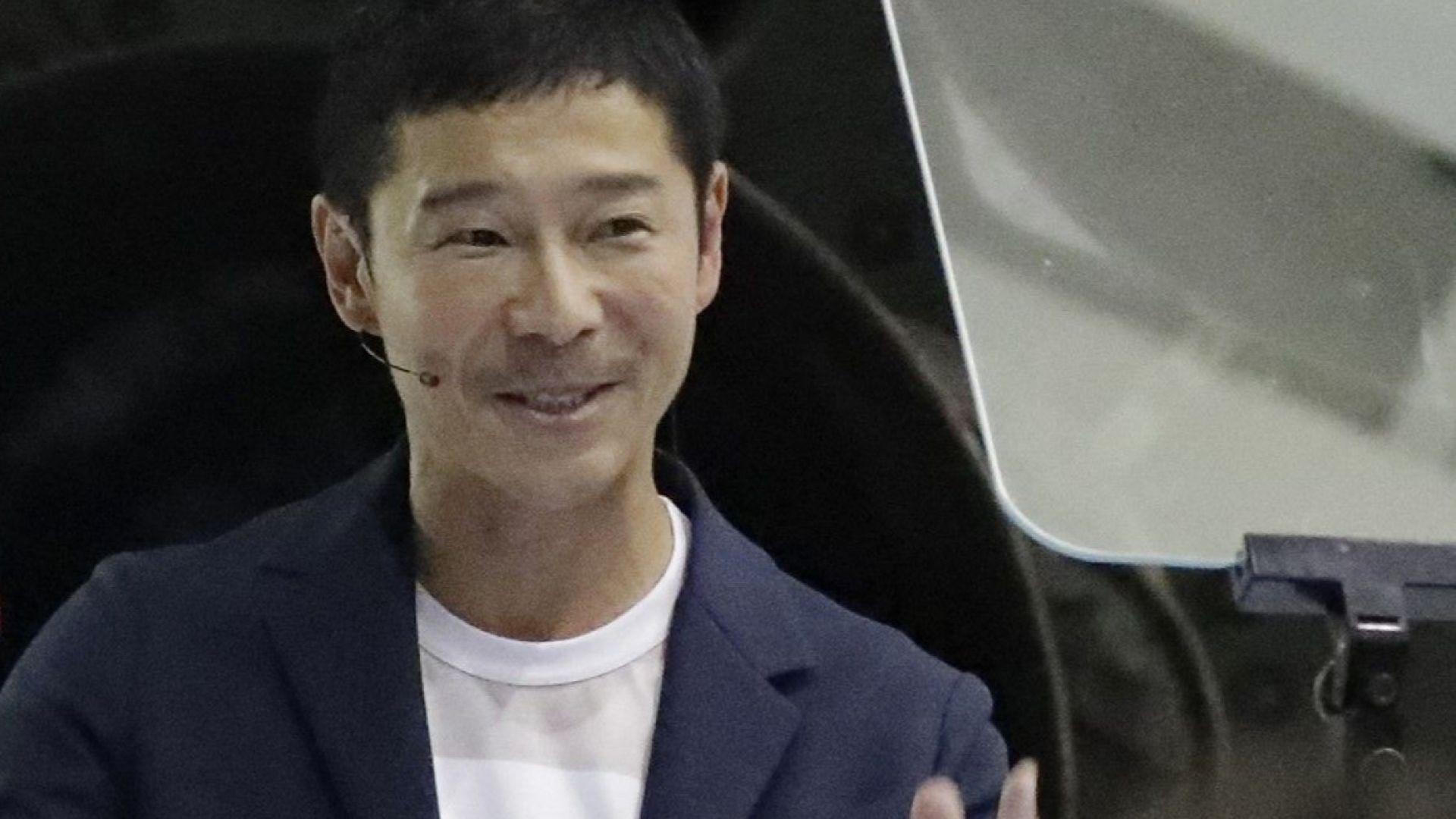 Японски милиардер постави световен рекорд в Twitter