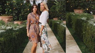 Мафалда Сакскобургготска и Олимпия - желани лица на Седмицата на модата