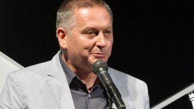 Писателят Георги Господинов получи Специалната награда на София