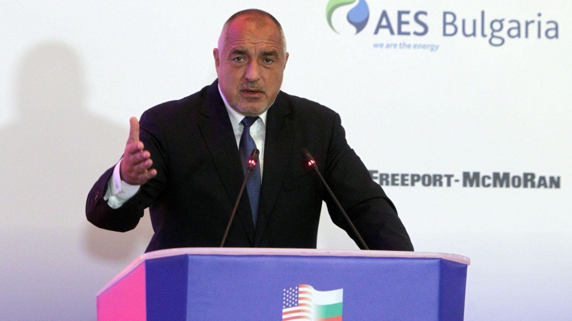 Борисов: И ние можехме да спрем Радев да е президент, но му разрешихме