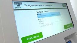 На 12-ти ноември може да има затруднения при продажбата на е-винетки и маршрутни карти