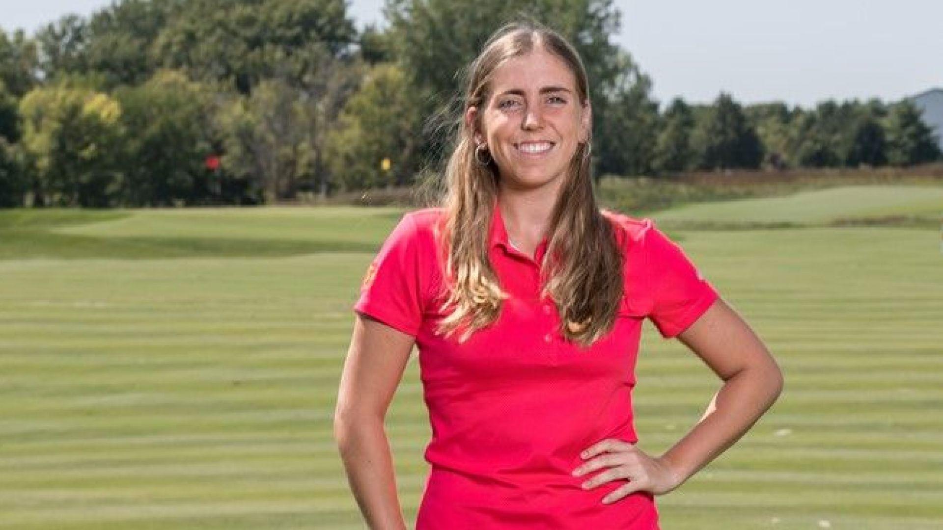 Убиха шампионка по голф на игрище в САЩ