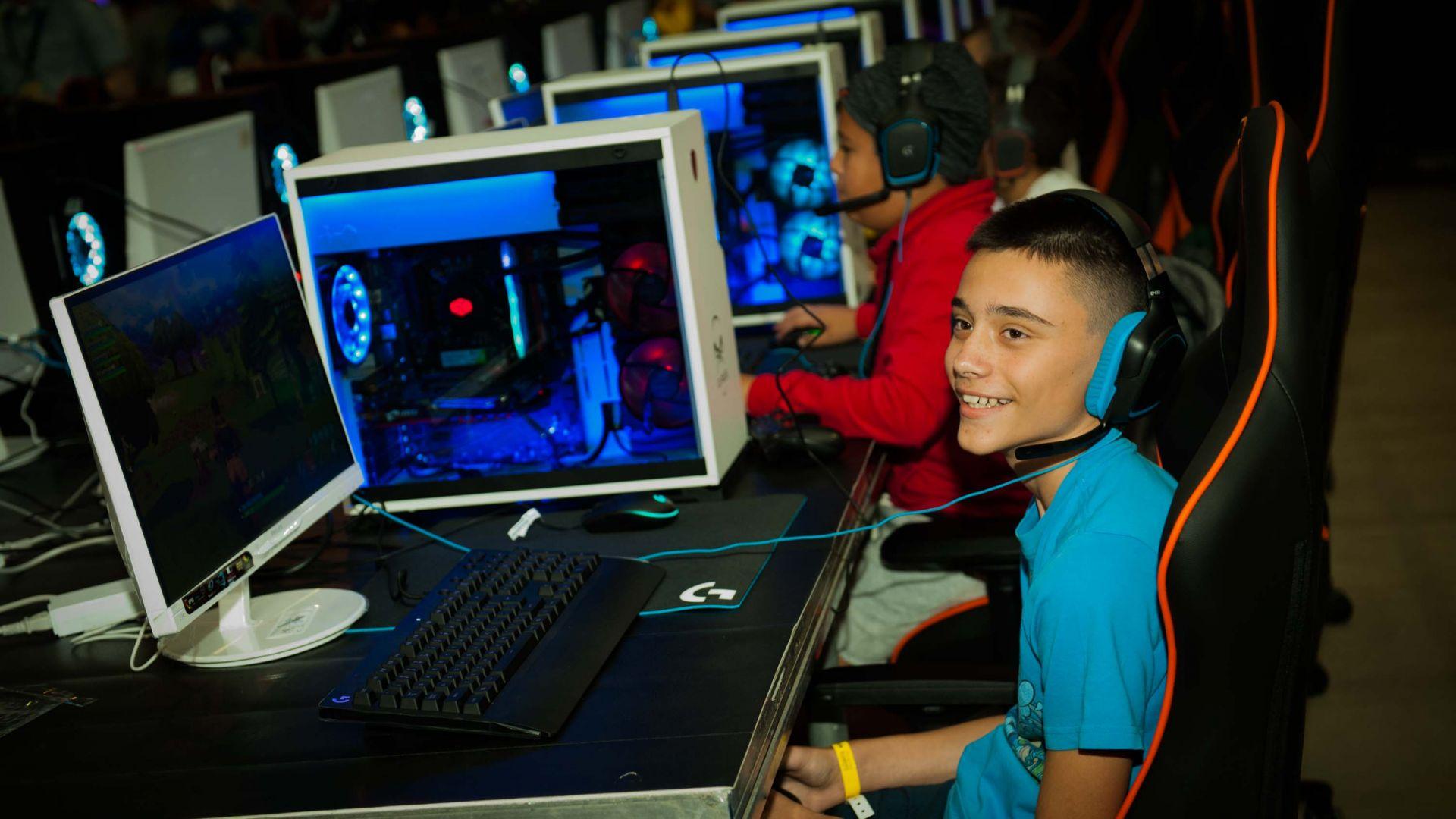 А1 открива собствена гейминг лига