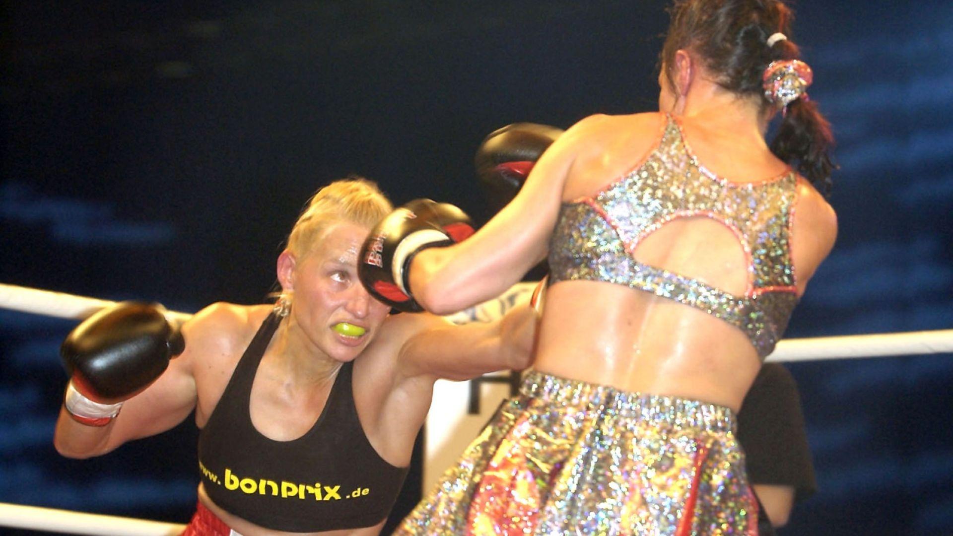 Българската звезда Дейзи Ланг: Свалих мъж с десен прав, за да ме пуснат на ринга