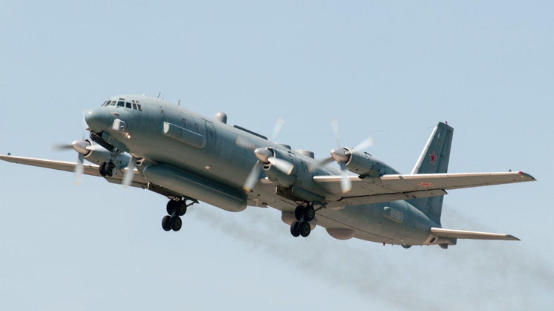 Цялата отговорност за свалянето на руския самолет Ил-20 и гибелта