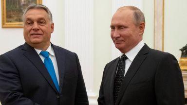 "Владимир Путин: ""Турски поток"" може да стигне до Унгария"