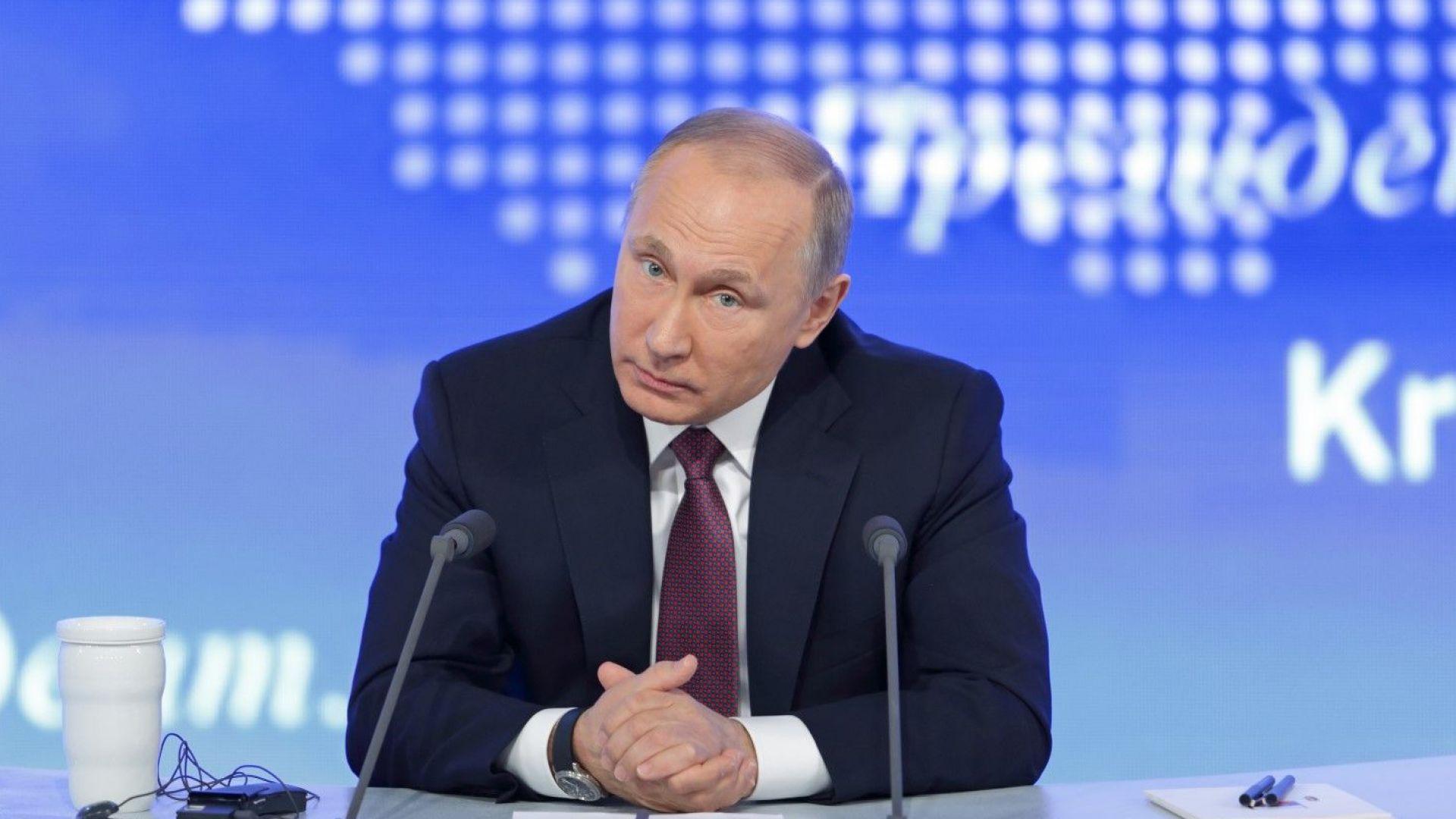 Путин подписа указ за ускореното развитие на генетичните технологии