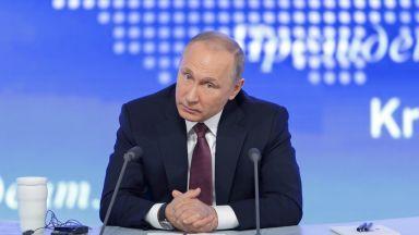 Путин: Свалянето на Ил-20 е поради трагично стечение на обстоятелства